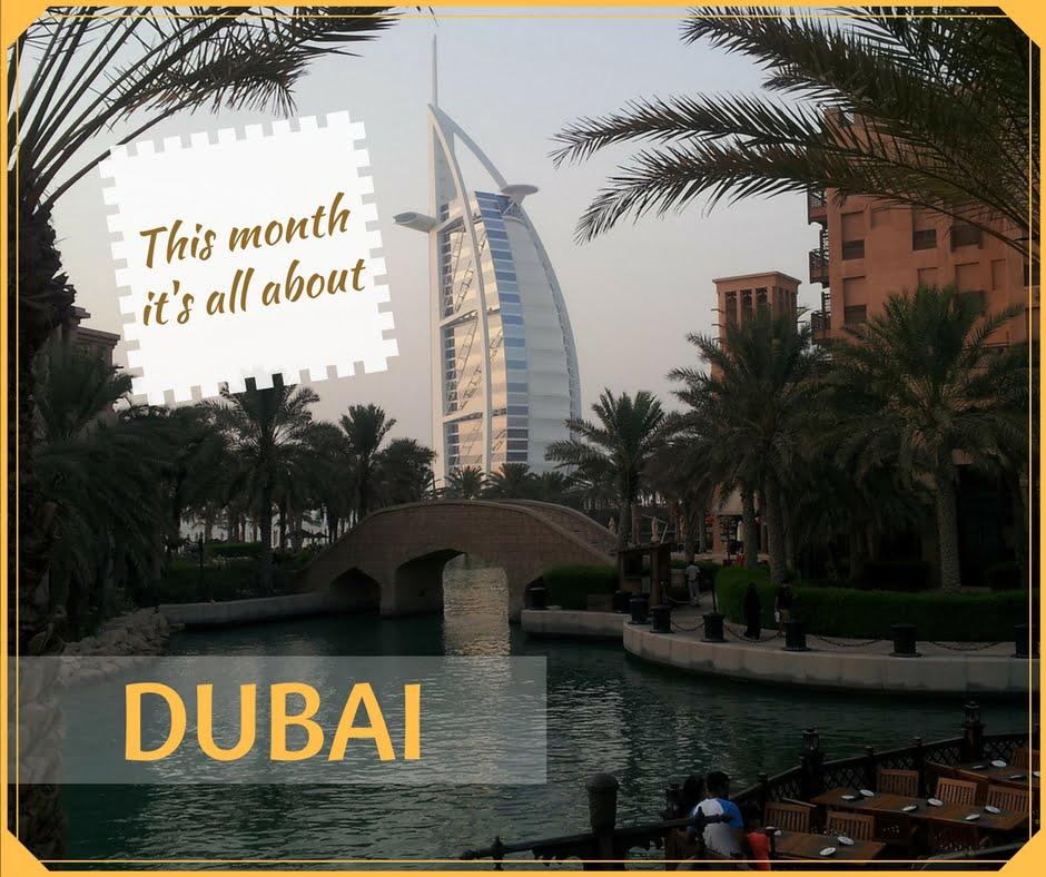 Let's travel to DUBAI!