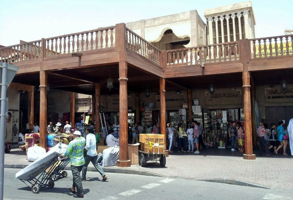 Dubai: OLD TOWN SOUKS (8)