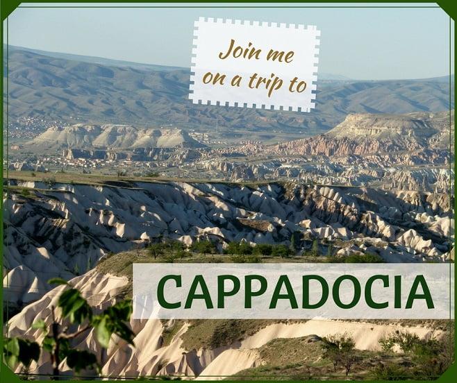 The surreal CAPPADOCIA!