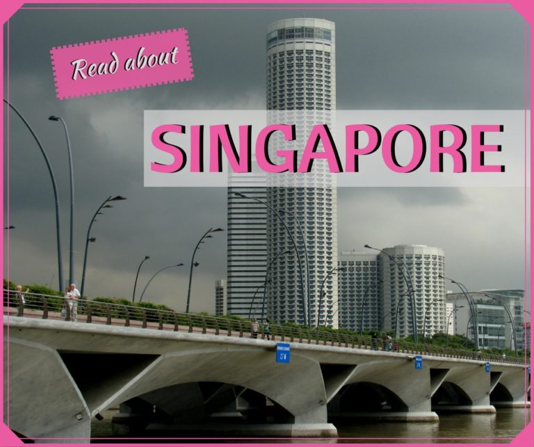 How about SINGAPORE!