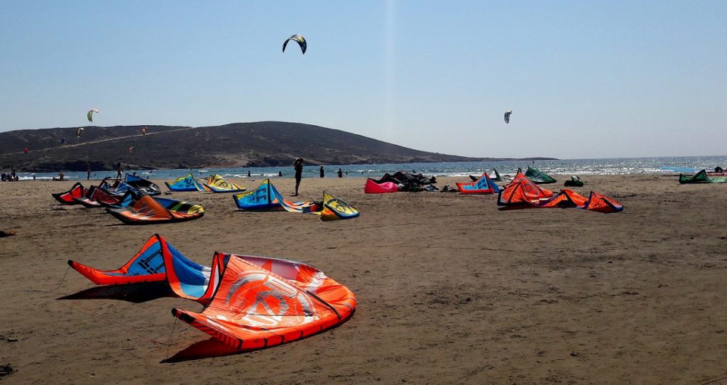 Rhodes Greece: LET'S HIT THE BEACH! (5)