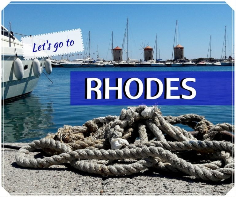 Let's go to RHODES Greece!