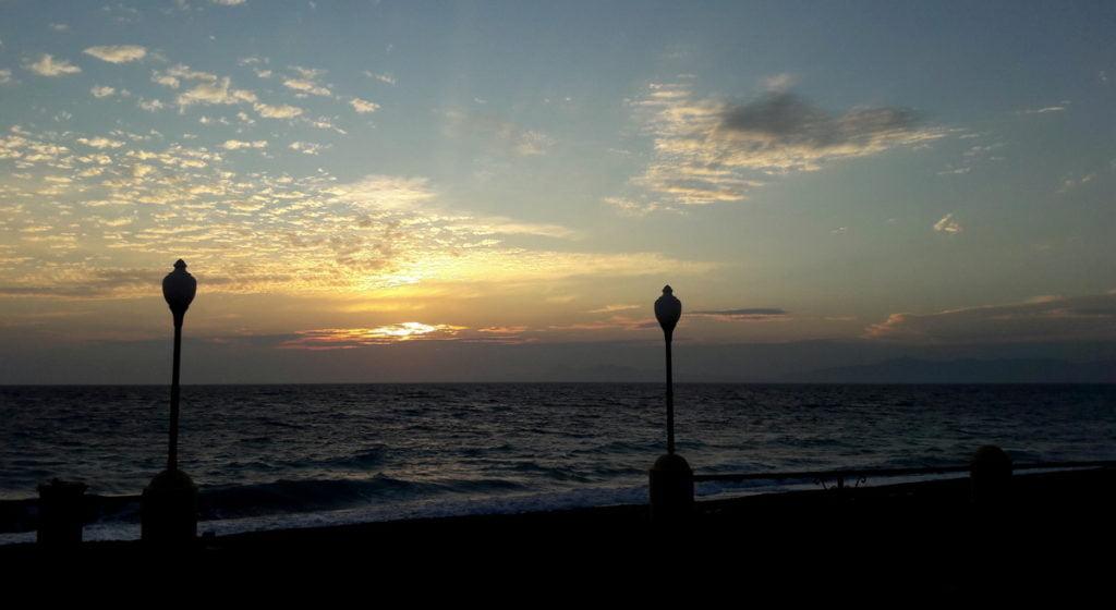 Rhodes Greece: THE EVER IMPOSING SUN GOD (1)