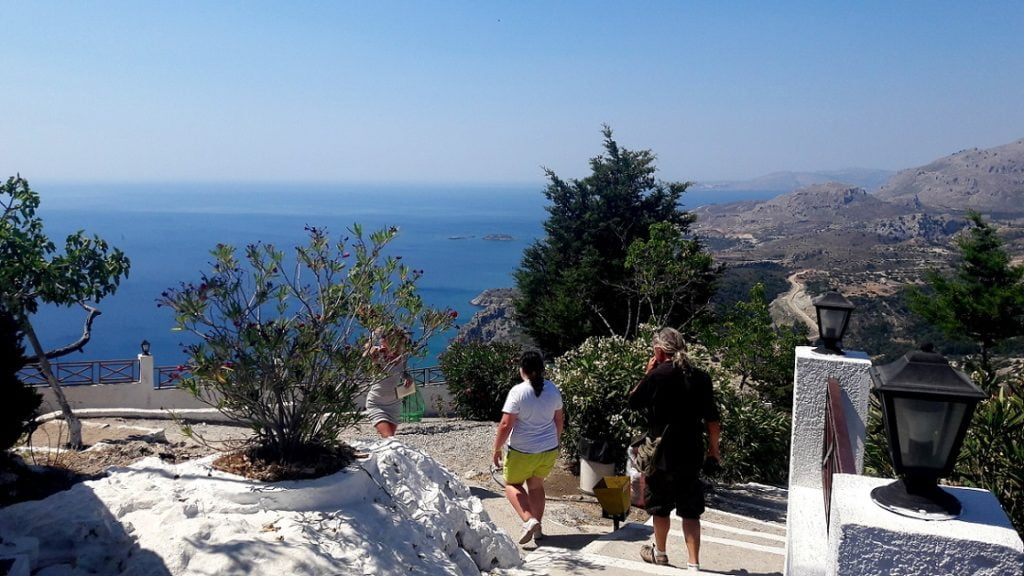 Rhodes Greece: ROAD TRIP TO THE EAST (7)