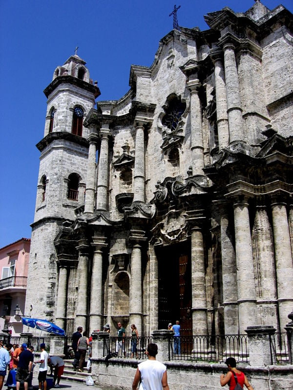 Catedral de San Cristobal de La Habana, Glimpses of The World_opt