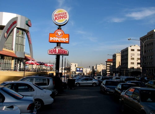 Jordan-travel-US-fast-food-Glimpses-of-The-World