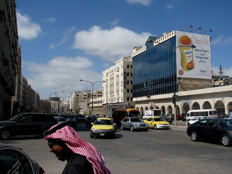 Jordan-travel-boulevard-city-Glimpses-of-The-World