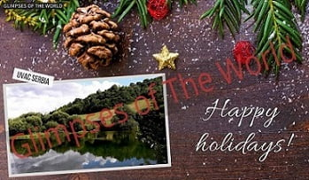Greeting-card-Happy-Holidays-Uvac-Serbia-Glimpses-of-The-World