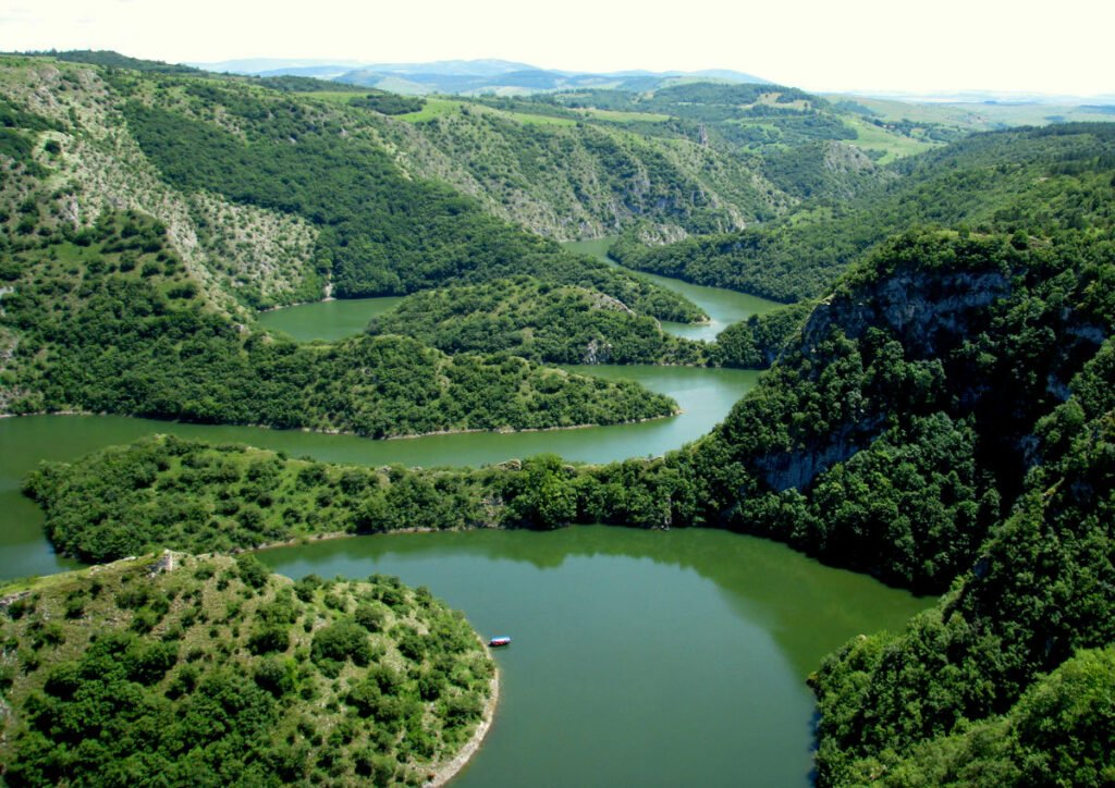 Zlatar and Uvac Canyon Serbia