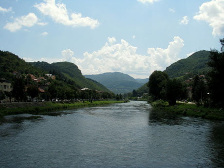 Serbia-travel-river-Lim-Glimpses-of-The-World