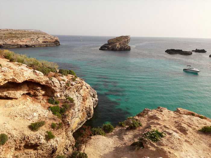 Malta-travel-Comino-Blue-Lagoon-Glimpses-of-the-World
