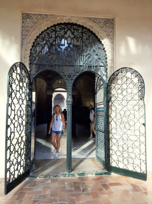 Seville-Spain-Alcazar-Glimpses-of-the-World