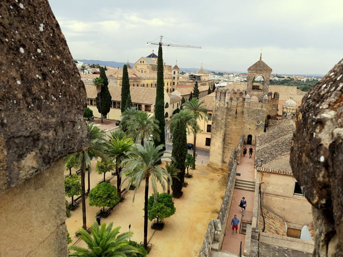 Cordoba-Spain-Alcazar-Glimpses-of-the-World