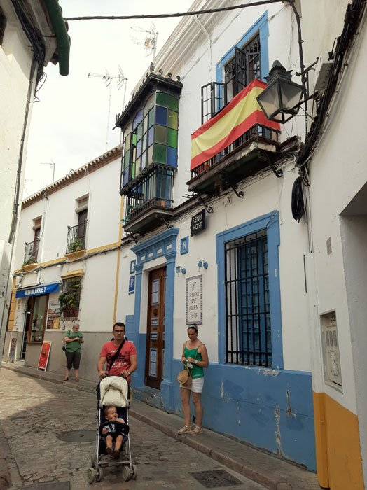 Cordoba-Spain-Jewish-quarter-Glimpses-of-the-World