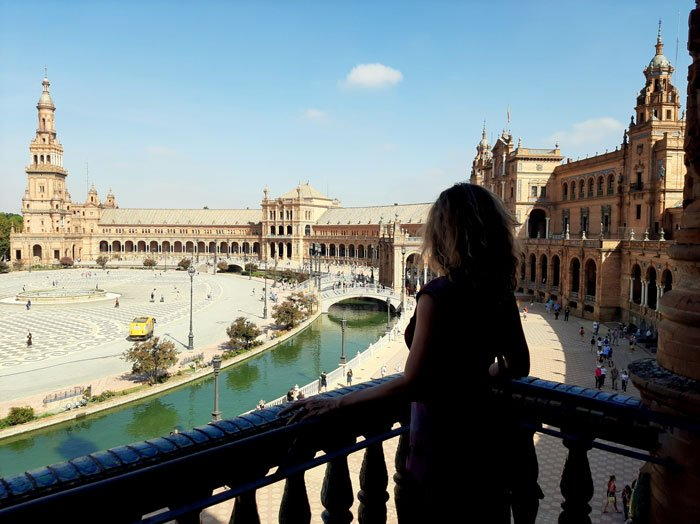 Seville-Spain-Plaza-de-Espana-Glimpses-of-the-World