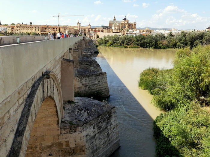 Cordoba-Spain-Roman-Brigde-Glimpses-of-the-World